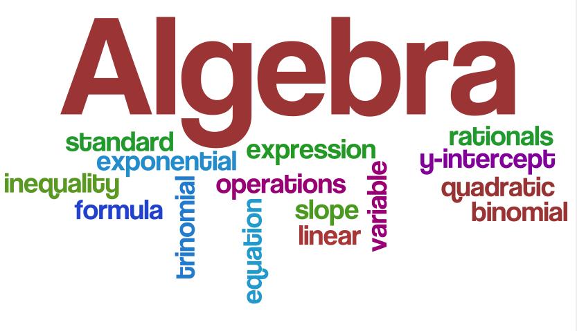Презентация 7 класса по предмету математика на тему: первый урок алгебры в 7 классе что такое алгебра?